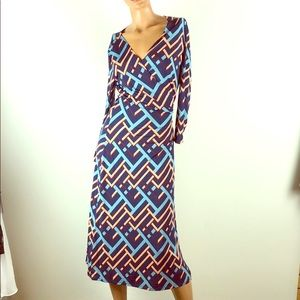 Justfab wrap dress